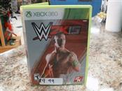 MICROSOFT Microsoft XBOX 360 Game WWE 2K15 - XBOX 360 -